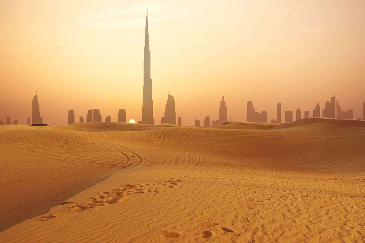 United Arab Emirates 航空券