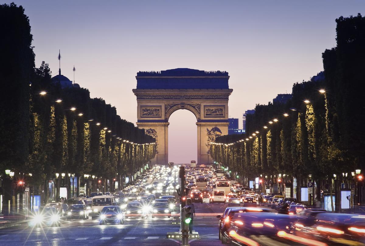France 航空券