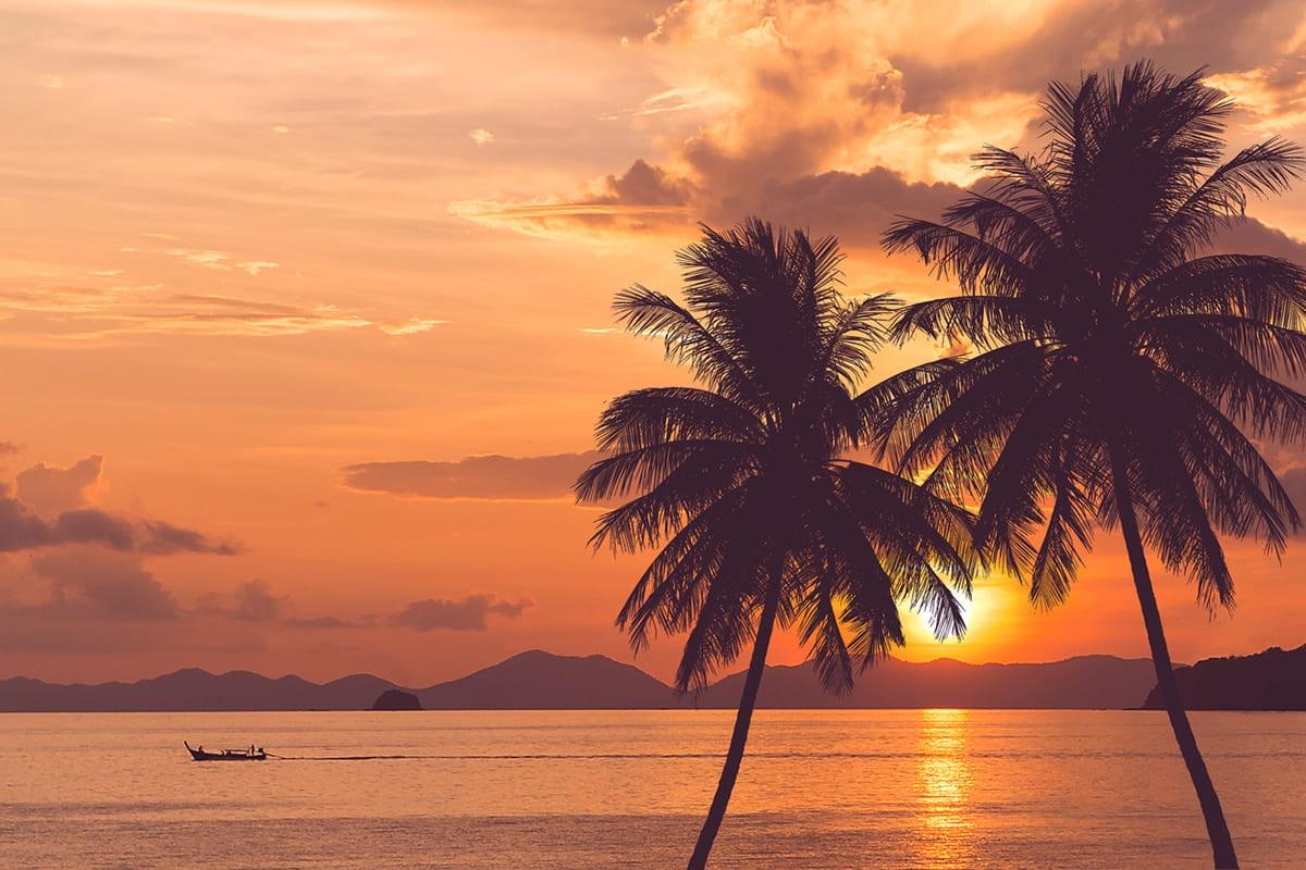 Hawaiian Islands 航空券