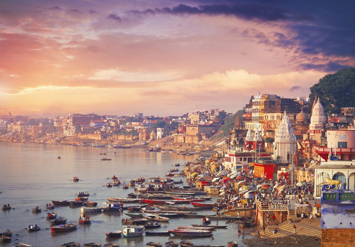 India 航空券