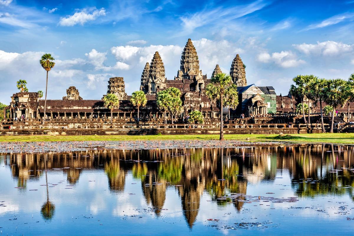 Cambodia 航空券