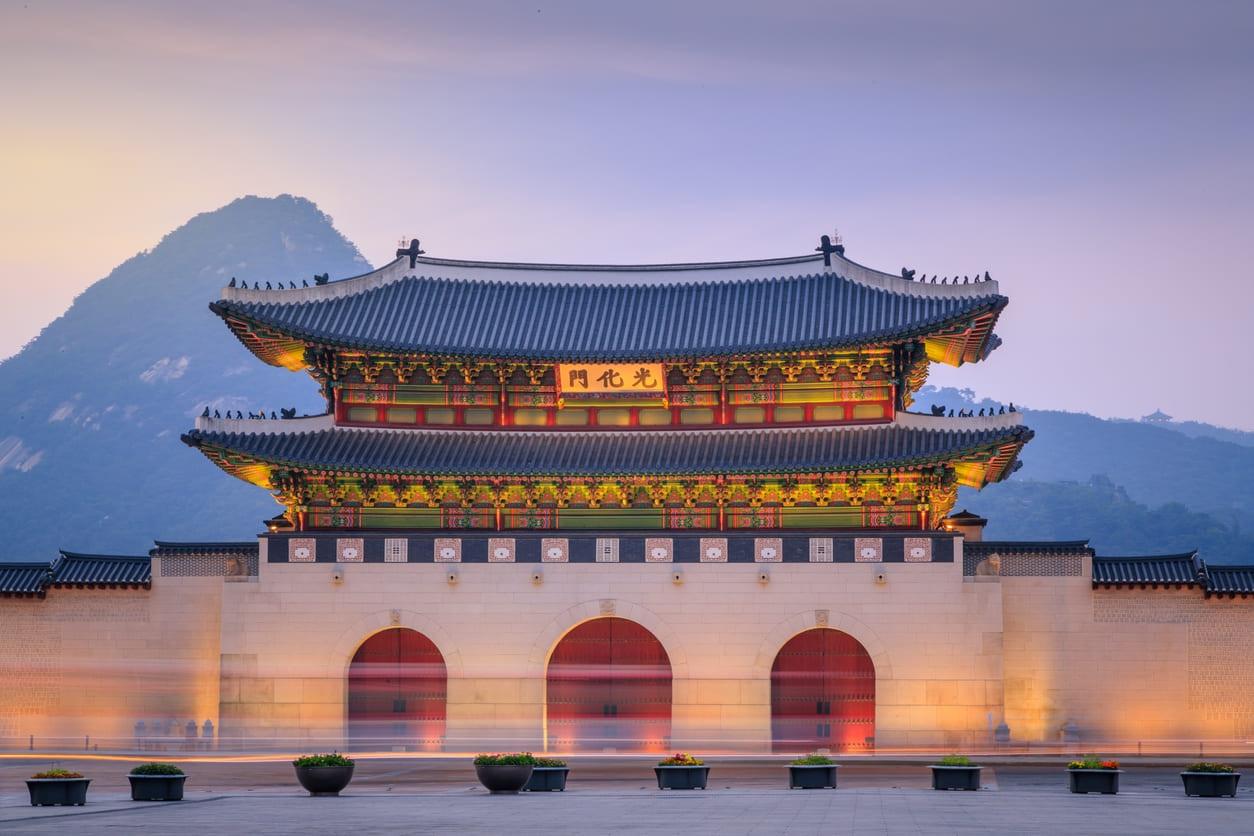 South Korea 航空券