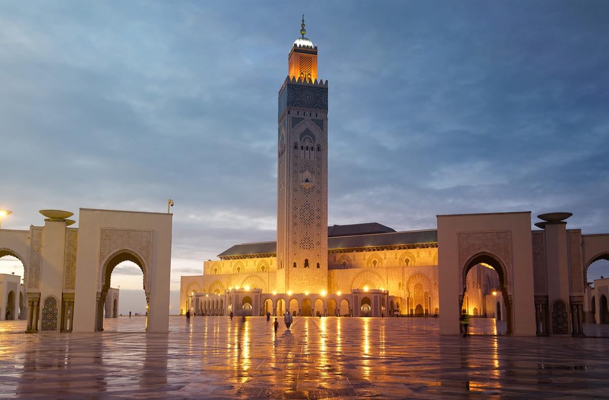 Morocco 航空券