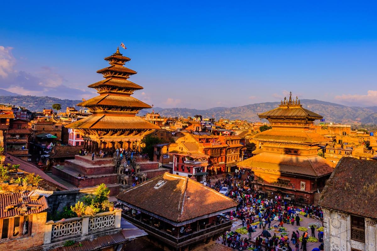 Nepal 航空券