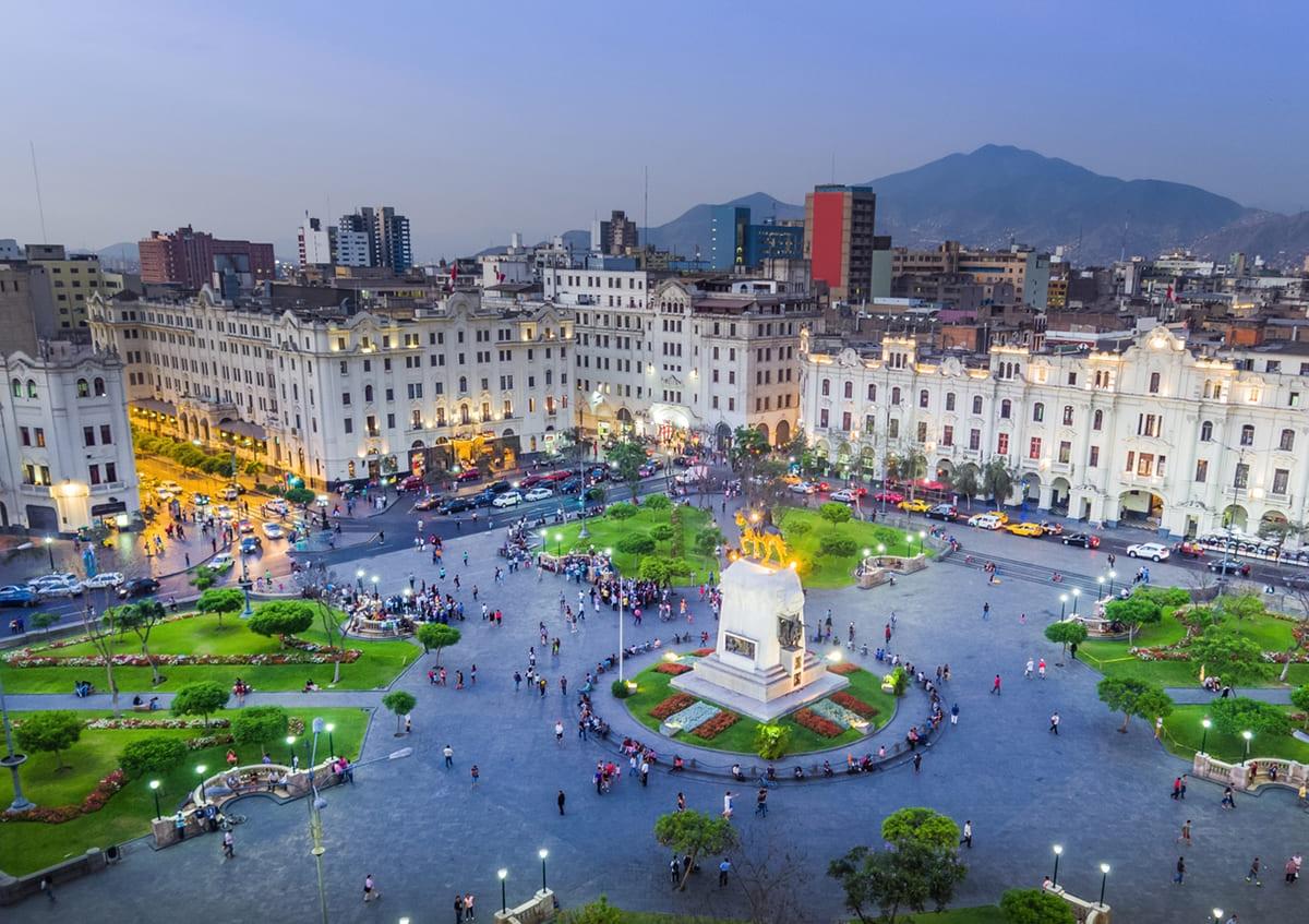 Peru 航空券