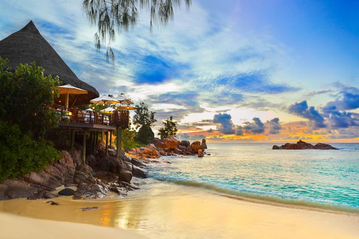 Seychelles 航空券