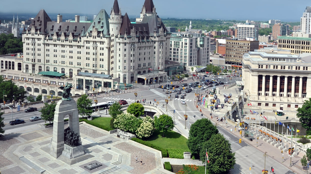 Canada:A Country Famous for Its Soaring Mountains, Amazing Glaciers, Lush Rainforests, and Isolated Beaches
