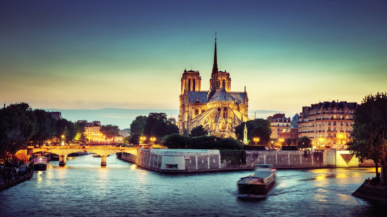 France:Home to Some of the Most Romantic Spots on Earth