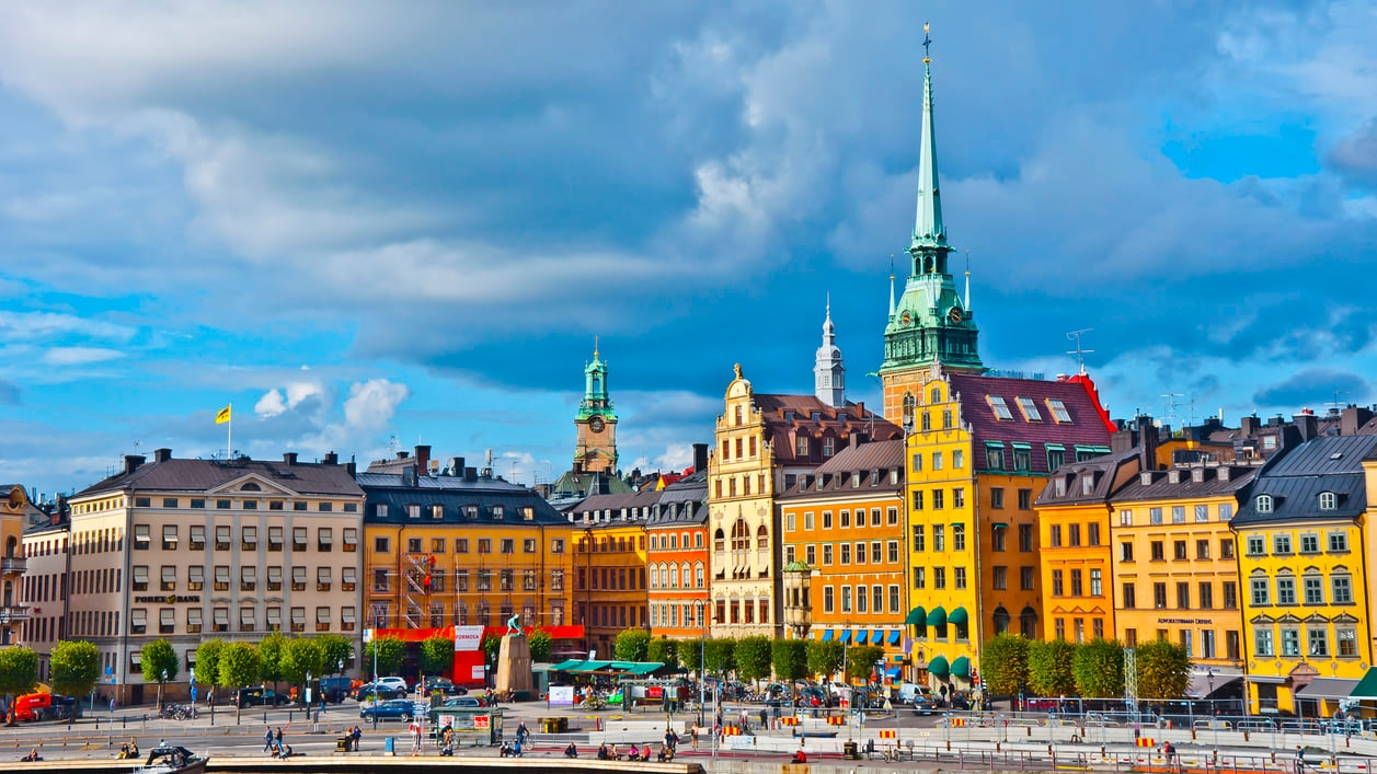 Sweden:Beautiful Towns and Scenery at the Heart of Scandinavia