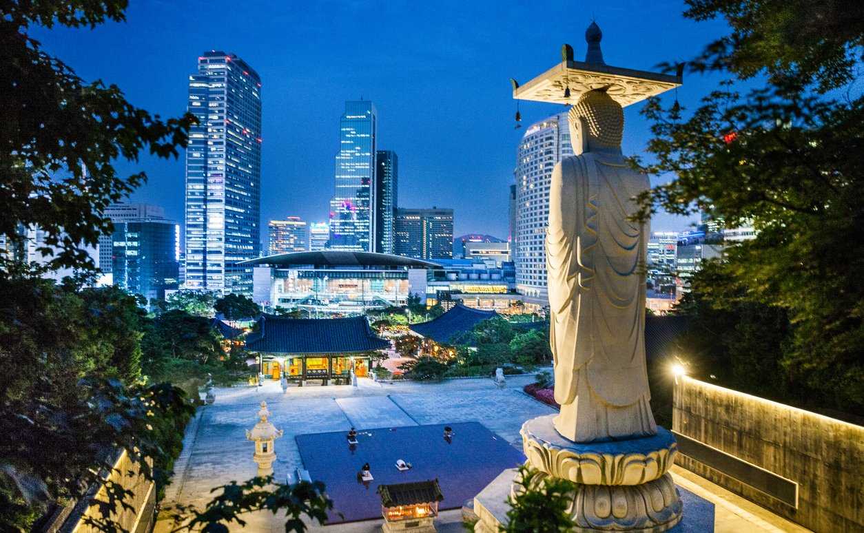 South Korea: Dazzling Scenery, Rich Culture and Fascinating History
