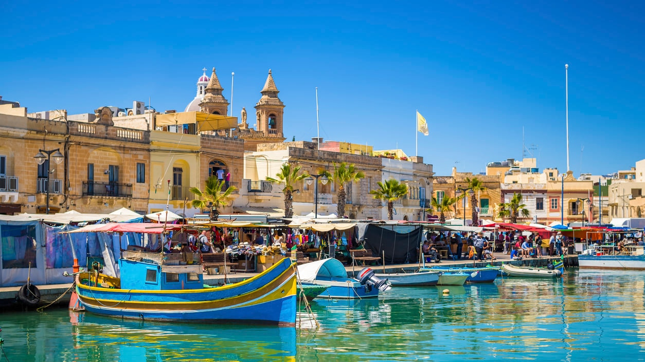 Malta:Europe's Glorious Archipelago Dotted with Majestic and Historical Architecture