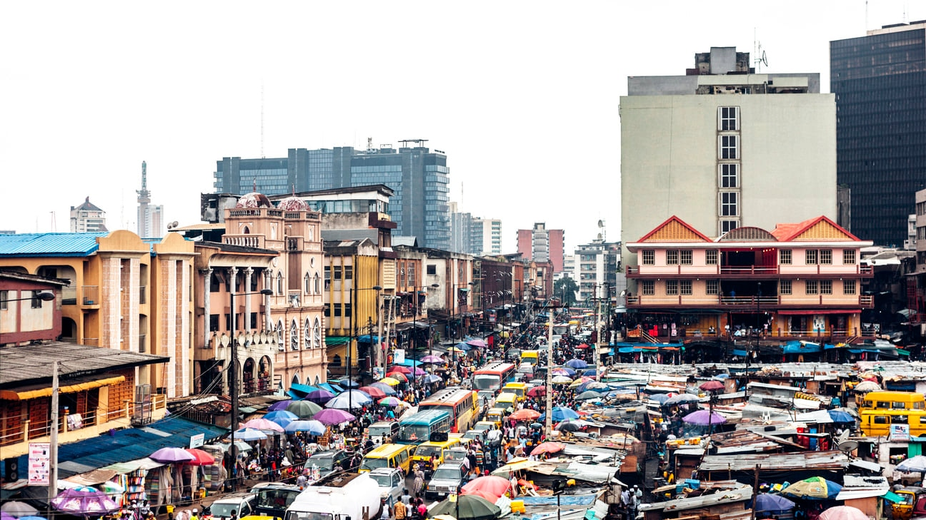 Nigeria:Africa's Powerhouse Country with a Burgeoning Modern City