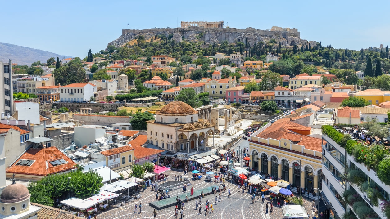 Greece:Discover the Stunning Scenery of the Once Mighty Ancient Greece