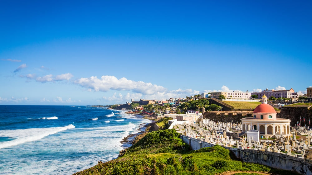 Puerto Rico:Where You Can Enjoy Delicious Slow-Roasted Pork Along the Perfect Sun-Kissed Sandy Beach