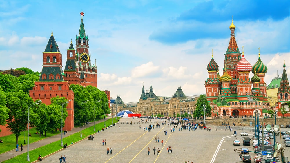 Russia: Must-see Destinations in the World's Largest Country
