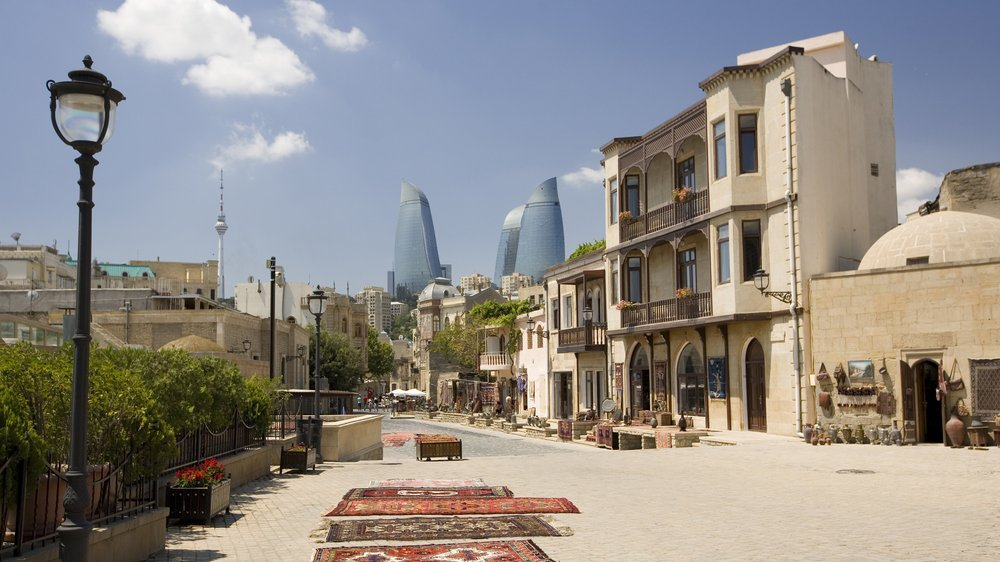 Azerbaijan:The Place Historical Things and Cutting-Edge Things Coexist