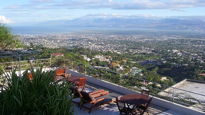 Haiti:A place Where Bathing in the Tropical Sun and Azure Waters Go Hand-In-Hand with Living in the Moment