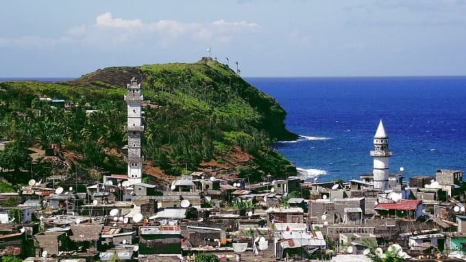 Comoros Islands Natural Resources