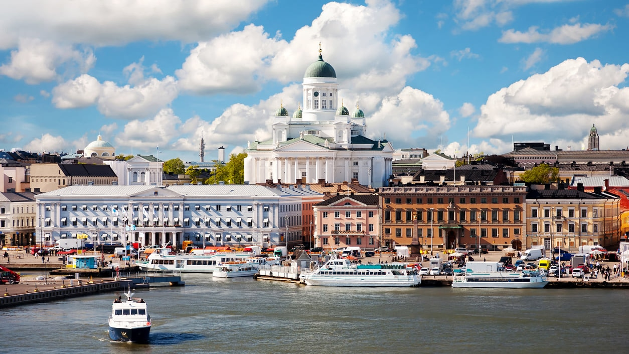 Finland: Beautiful Scenery in the Land of the Thousand Lakes