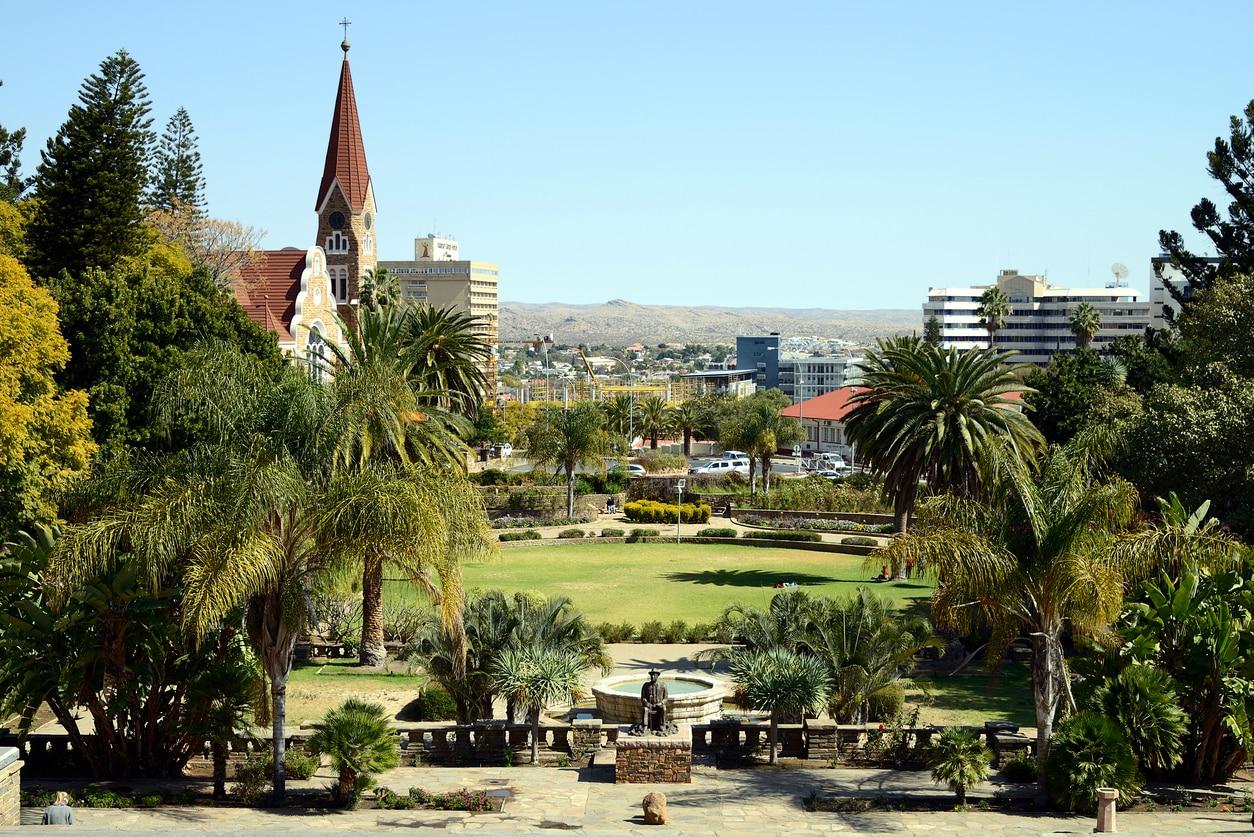 Namibia:The Cheetah Capital of the World