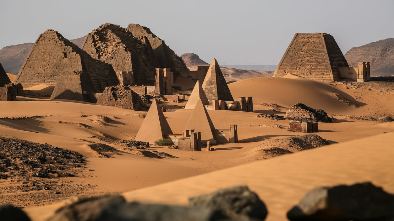 Sudan:A Nation of More Pyramids than Egypt and a World-Famous Diving Destination
