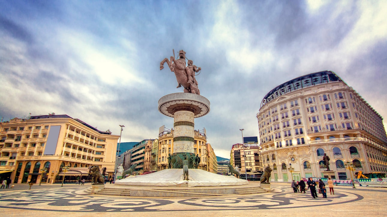 Macedonia:A Country Where History and Nature Converge