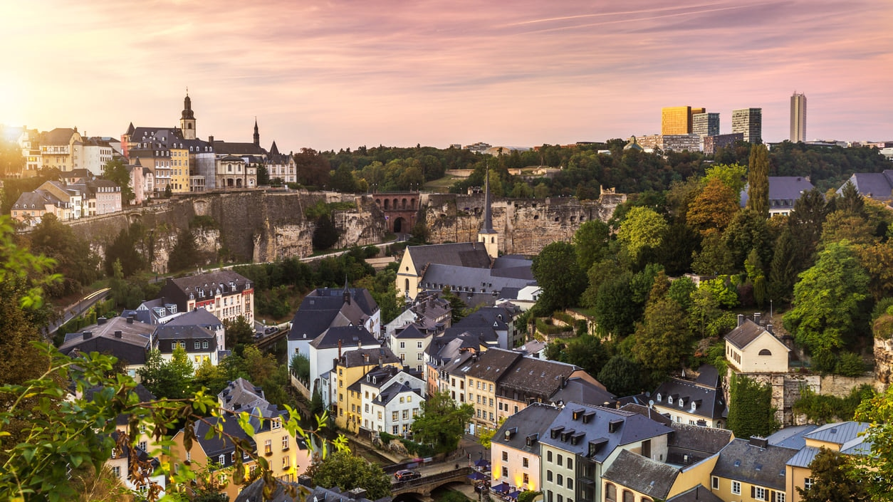 Luxembourg:The Tiny Nation Attracting Tourists with Medieval Castles