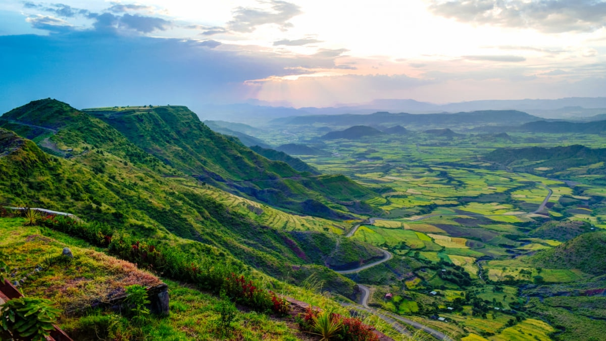 Ethiopia: A Beautiful Country with Fascinating Wildlife and Lush Terrains