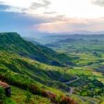 beautiful landscape of Ethiopia, Africa