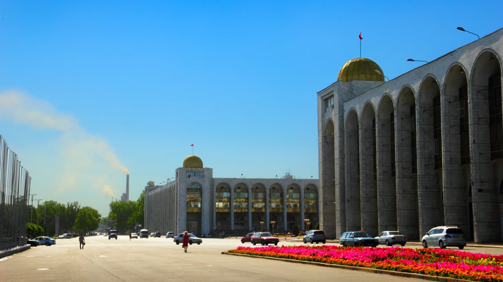 Kyrgyzstan:A Country of Natural Beauty with Untouched Mountains, Craggy Ridges, and Lush Summer Pastures