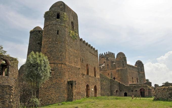 historic building of Ethiopia