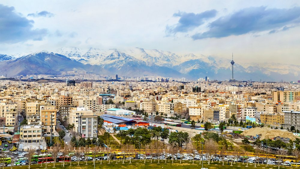 Iran:The Journey to Feel the History