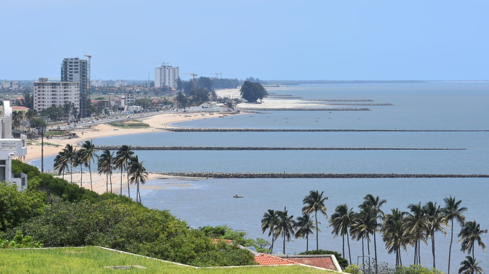 Mozambique:a Stunning Country Of Scenic Beaches And