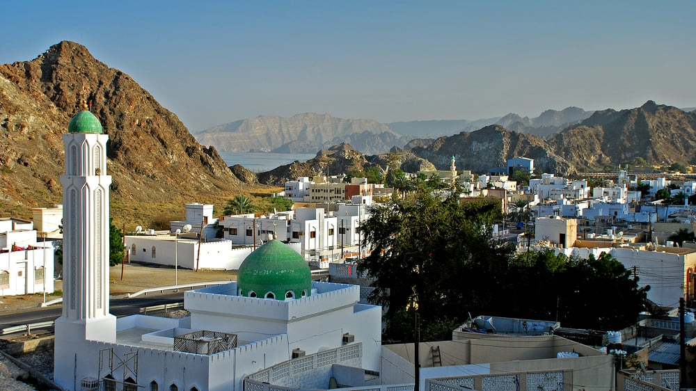 Oman:A Country That Has It All from Deserts, to Mountains, and to