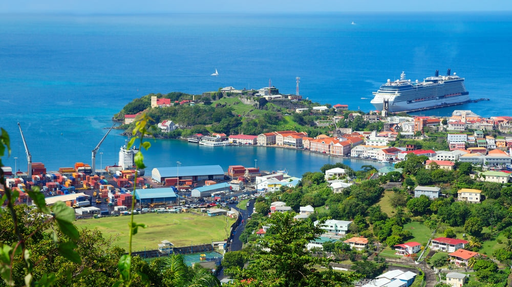 Grenada: Caribbean Spice Island, Famous for Its Vibrant Coastal Towns and Perfect Sandy Beaches