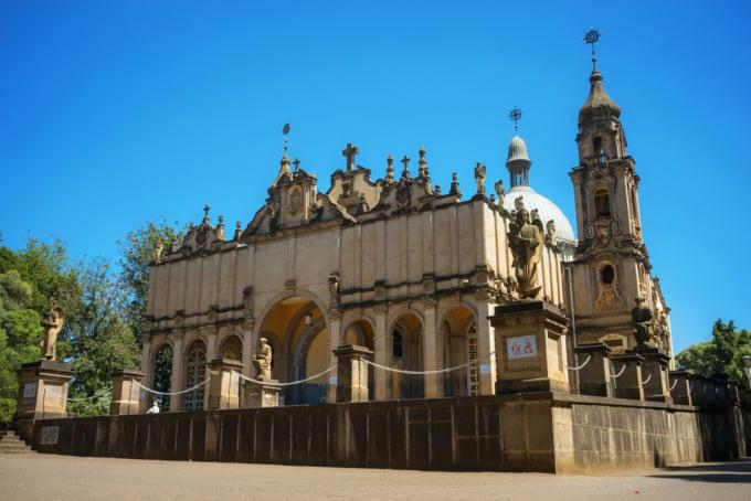 Holy Trinity Cathedral (Addis Ababa) Ethiopia