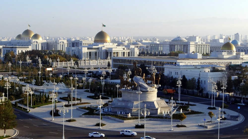 Turkmenistan:Asia's Most Mysterious and Off-The-Beaten-Track land