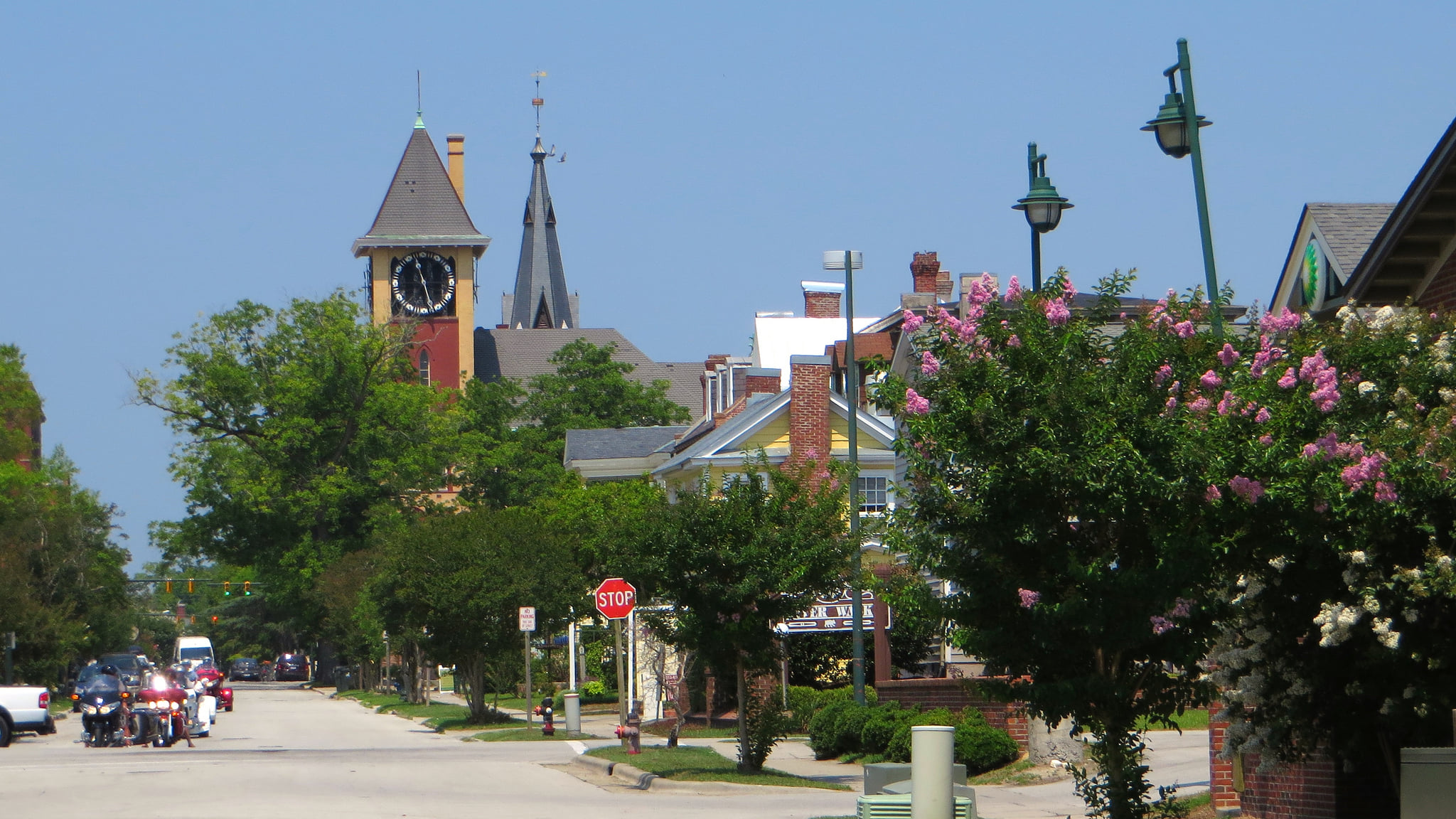 New Bern:A Fantastic Travel Destination Full of Amazing Attractions and Impressive Sightseeing