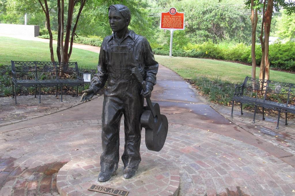 Tupelo:Take a Trip to the Birth Place of Legendary Elvis Presley