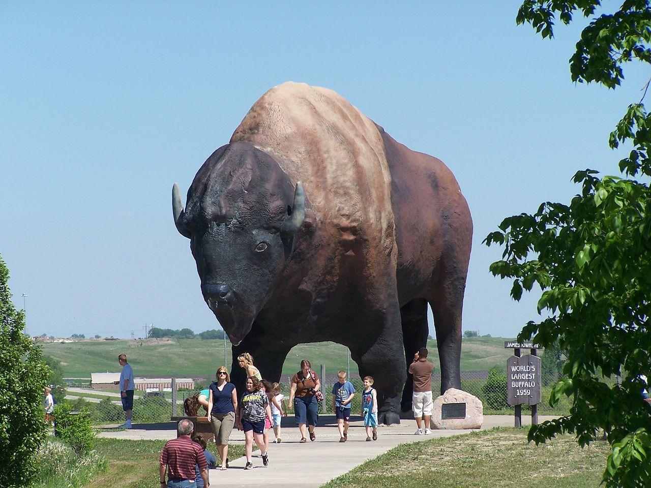 Jamestown (North Dakota):Discover the Soul of the North Dakota Prairie