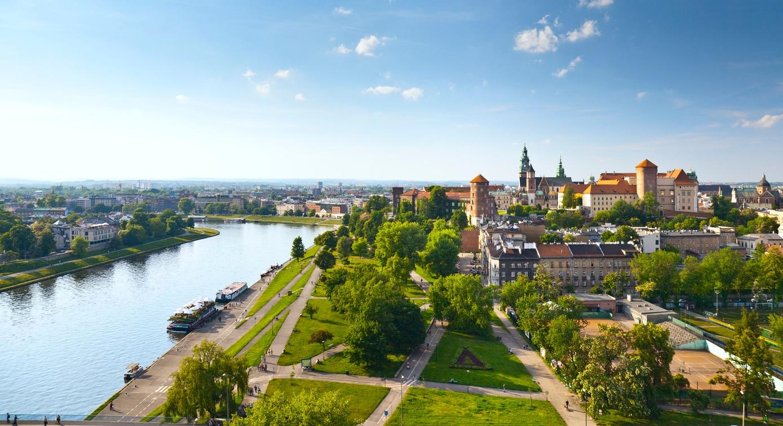 Krakow : Experience the Vibrant Landscape