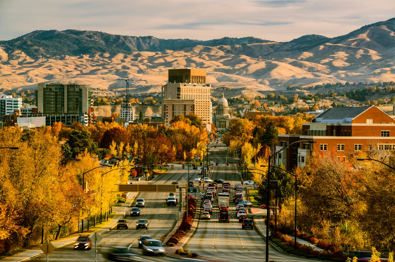 Boise : City Full of Fun and Frolic