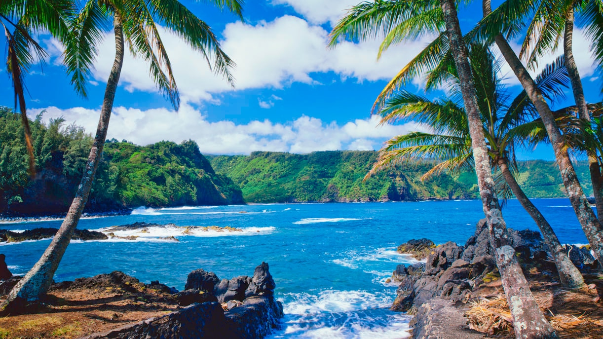 Maui Island:A Paradise of Beaches, Resorts and Parks
