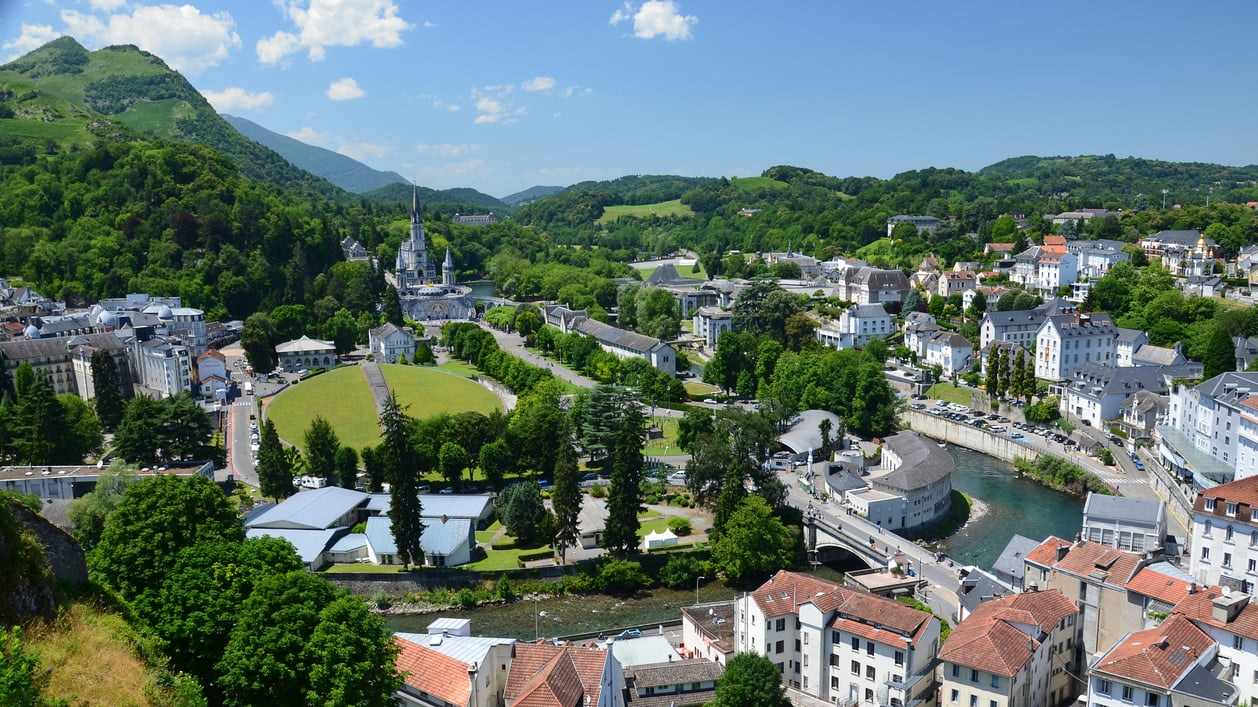 Lourdes: Visit this French City with Rich Religious History