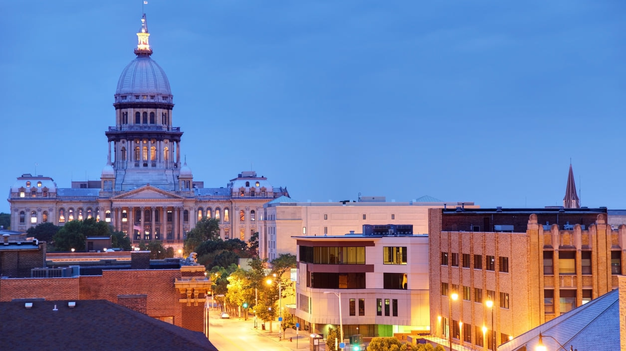 Springfield (Illinois) :The City Where the Spirit of Lincoln Comes to Life