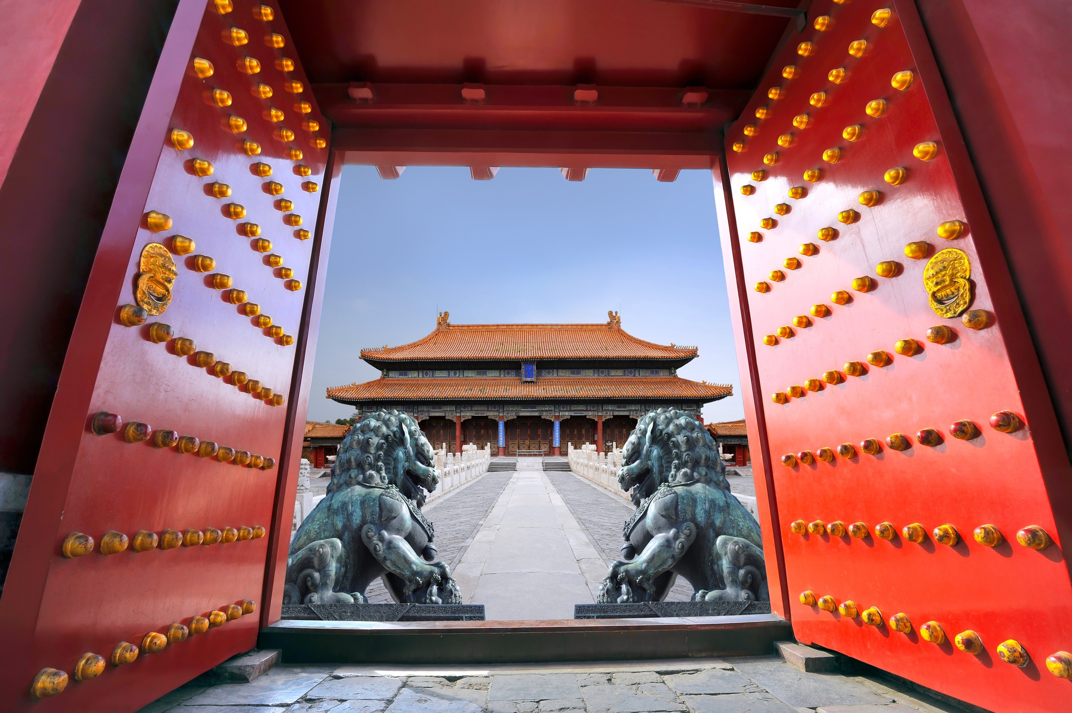 Beijing: Travel to the Center of China's Powerful Dynasties