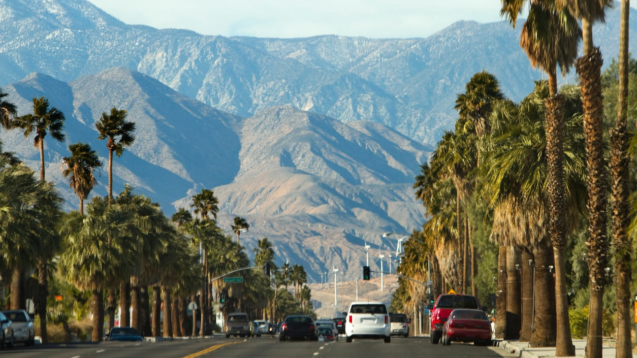Palm Springs: A Hot Spring Oasis in the Sonoran Desert