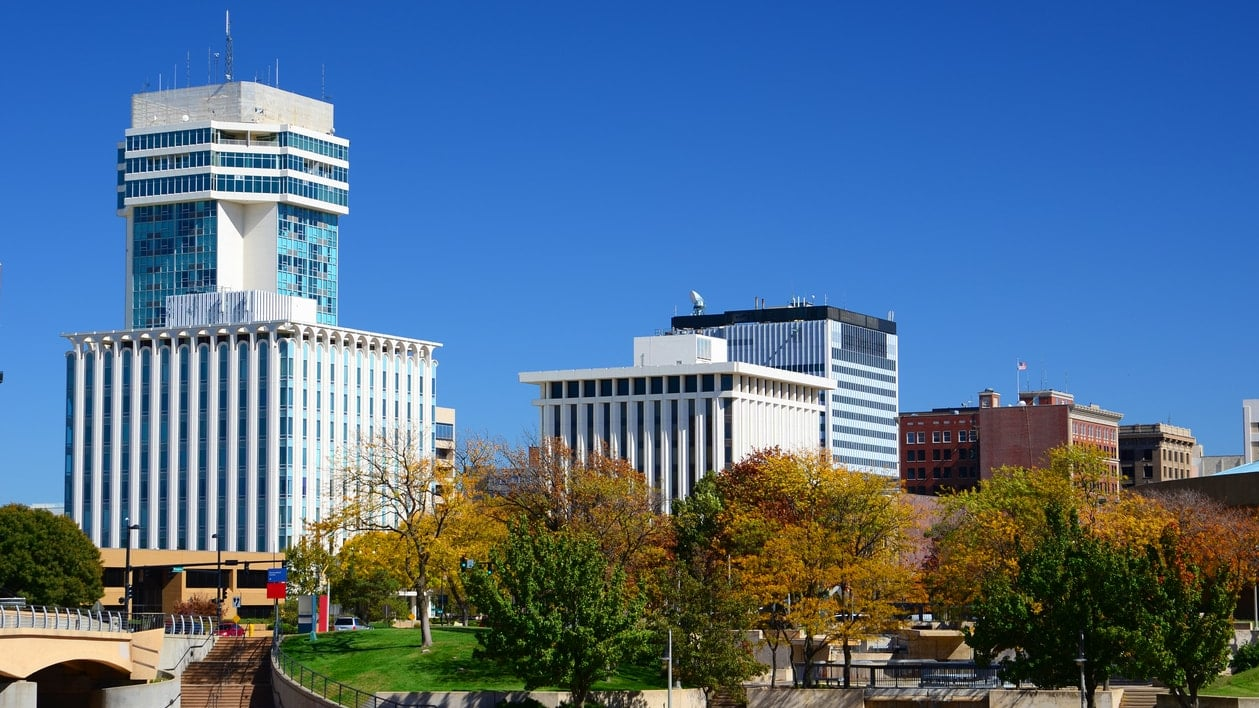 Wichita:The Ancient Great Land of Old Towns and Museums