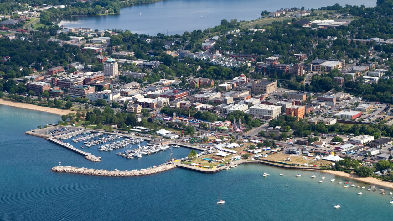 Traverse City:The City of Cherries and Fun