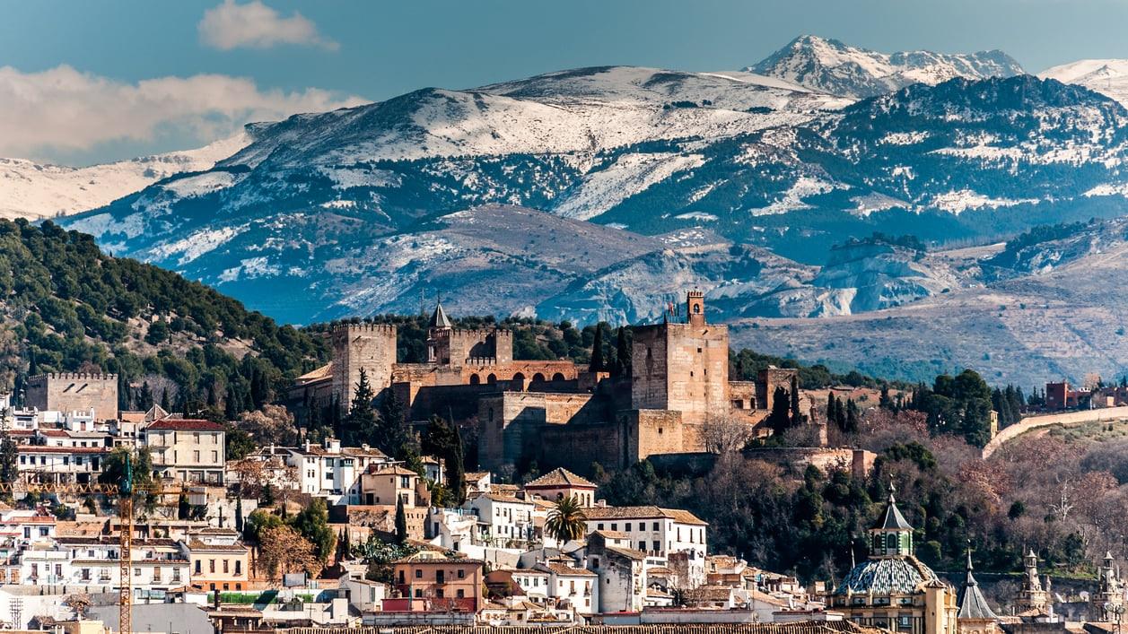Granada : An Arab Flavored City Sprawling at the Foot of Sierra Nevada
